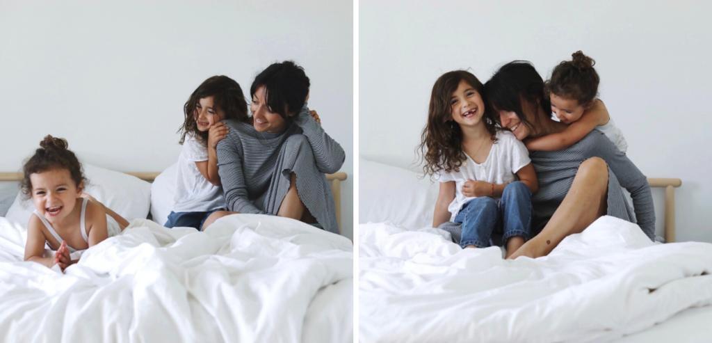 motherhood interview